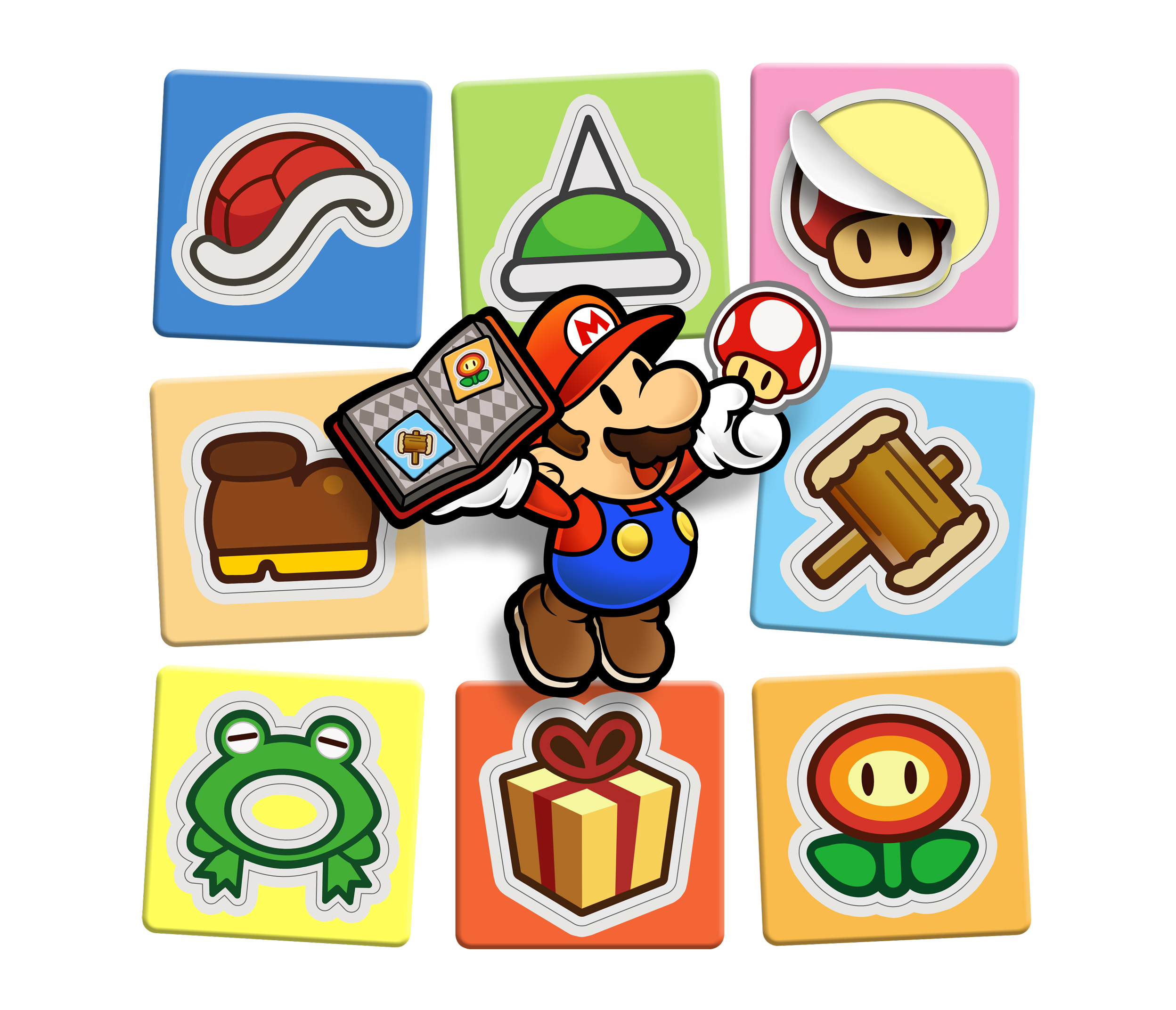 Download Paper Mario Sticker Star Wallpaper Gallery