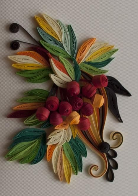 Download Paper Quilling Art Wallpapers Gallery