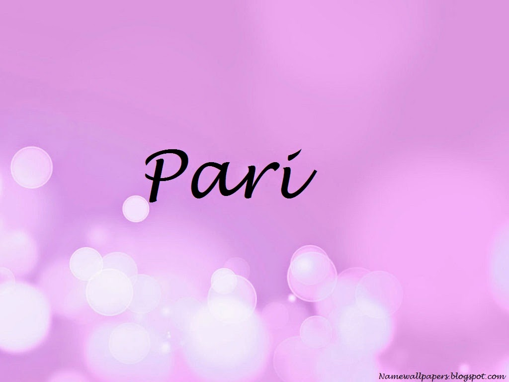 Download Pari Name Wallpaper Gallery