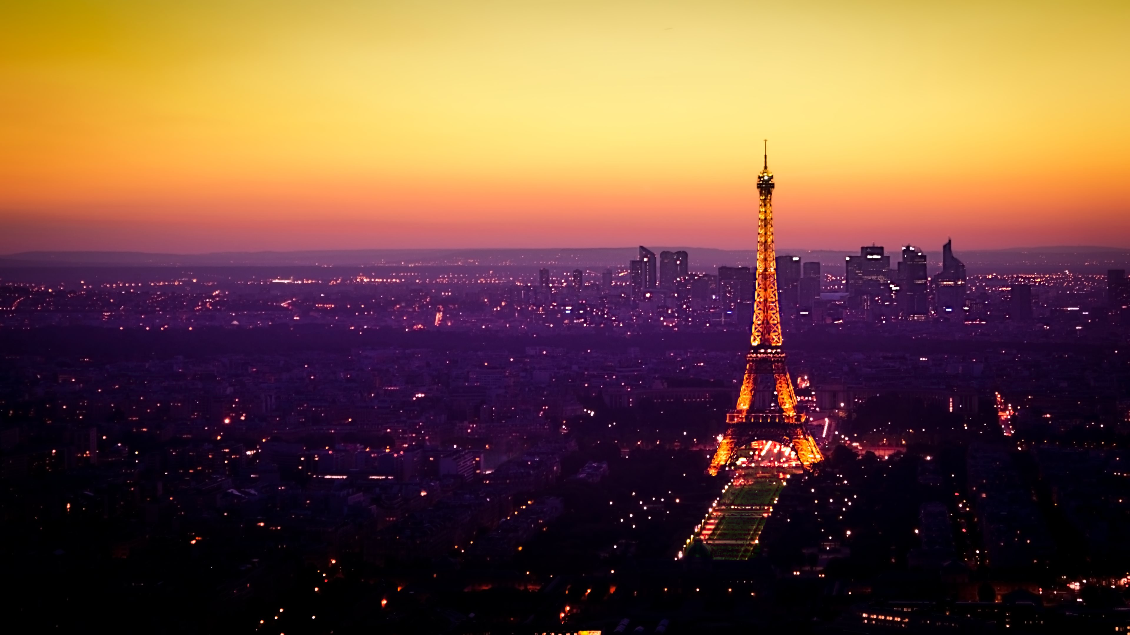 Paris HD Wallpaper
