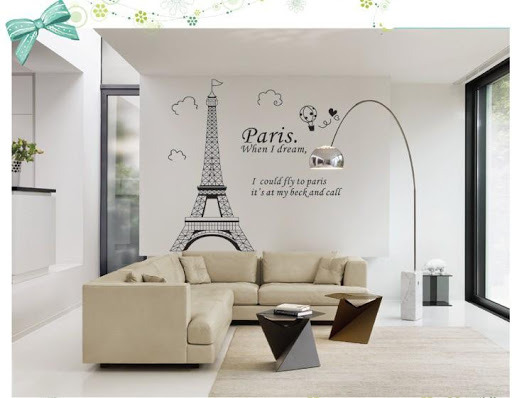 Paris Wallpaper For Bedroom