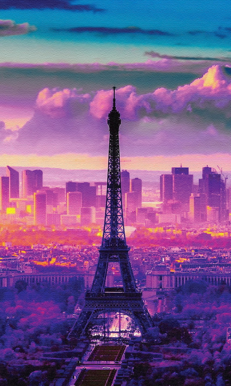 Paris Wallpaper For Phone