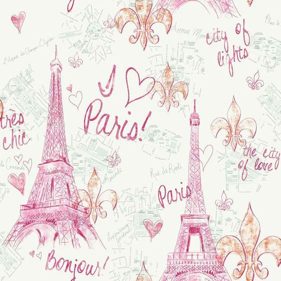 Paris Wallpaper For Walls