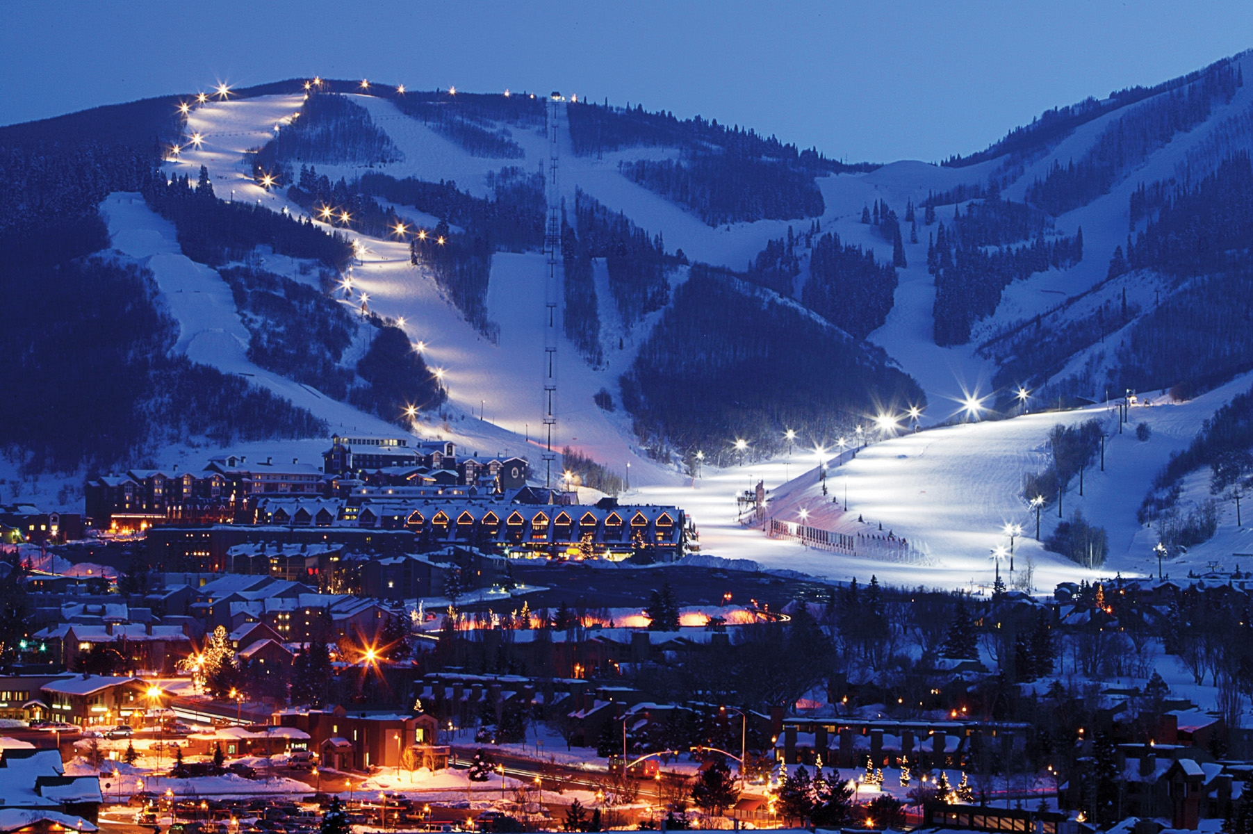 Park City Wallpaper
