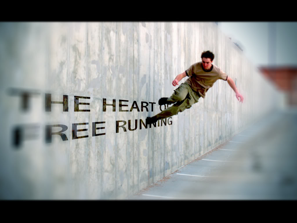 Parkour Free Running Wallpapers