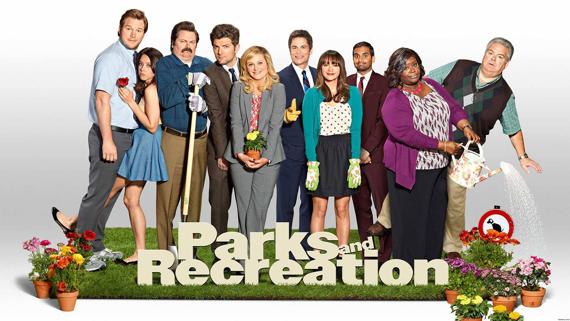 Parks And Rec Wallpaper