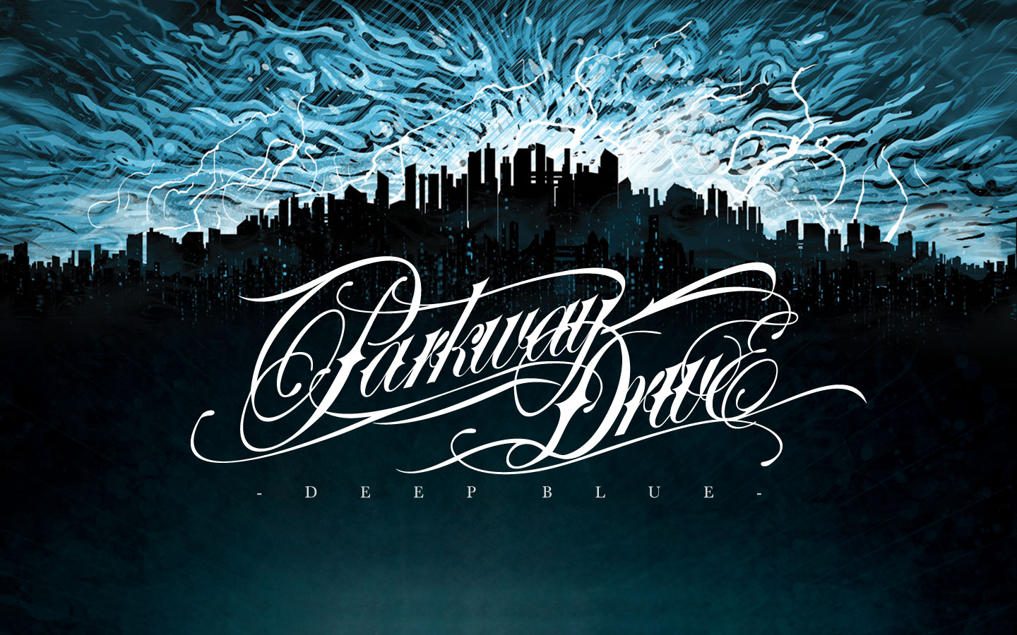 Parkway Drive Deep Blue Wallpaper