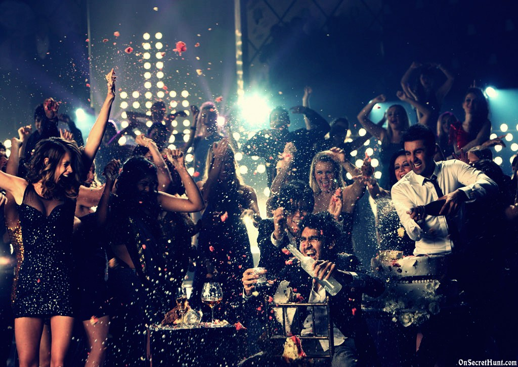 Party People Wallpaper