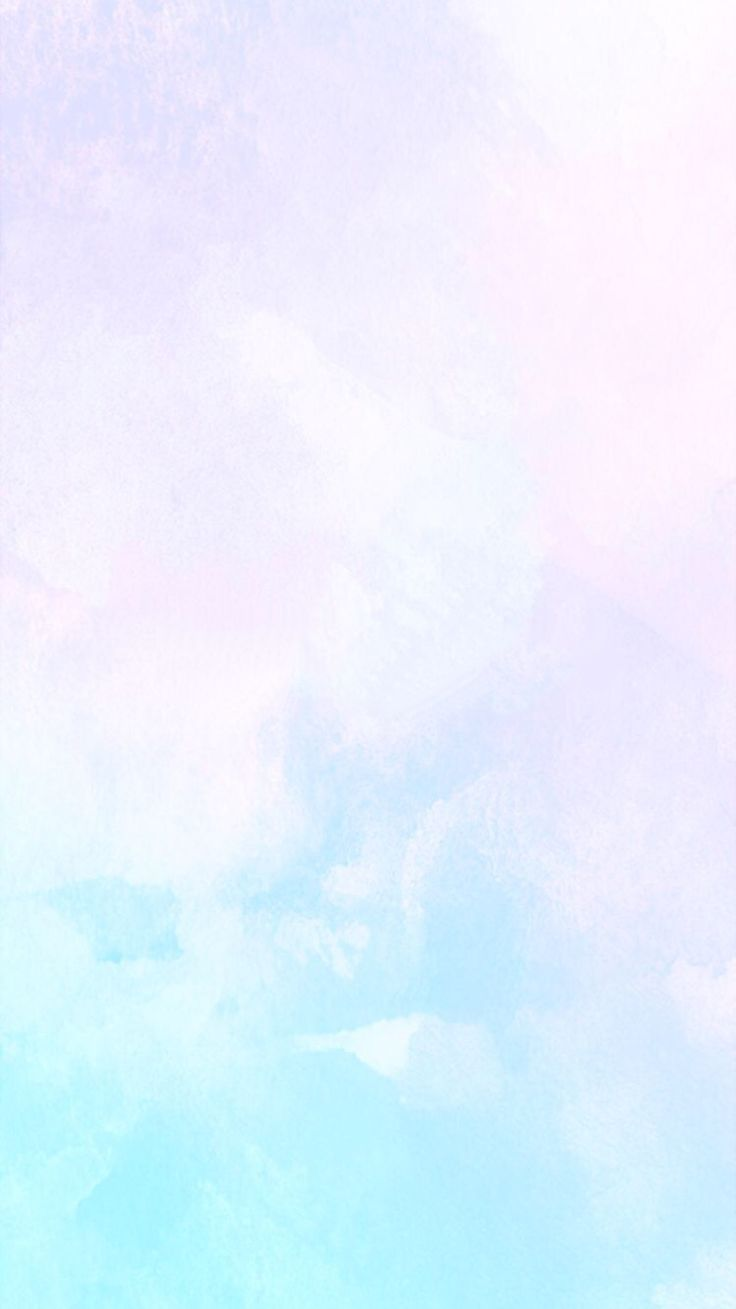 Pastel Blue Wallpaper