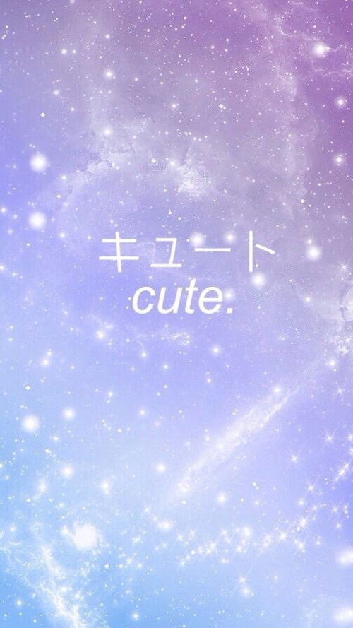 Galaxy Pastel Cute Wallpapers Download Free Iphone Wallpapers