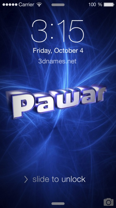 Pawar Name Wallpaper