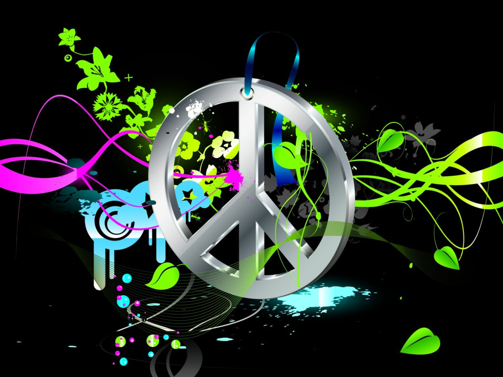 Peace Sign Wallpaper Download