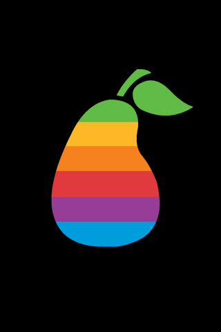 Pear Phone Wallpaper