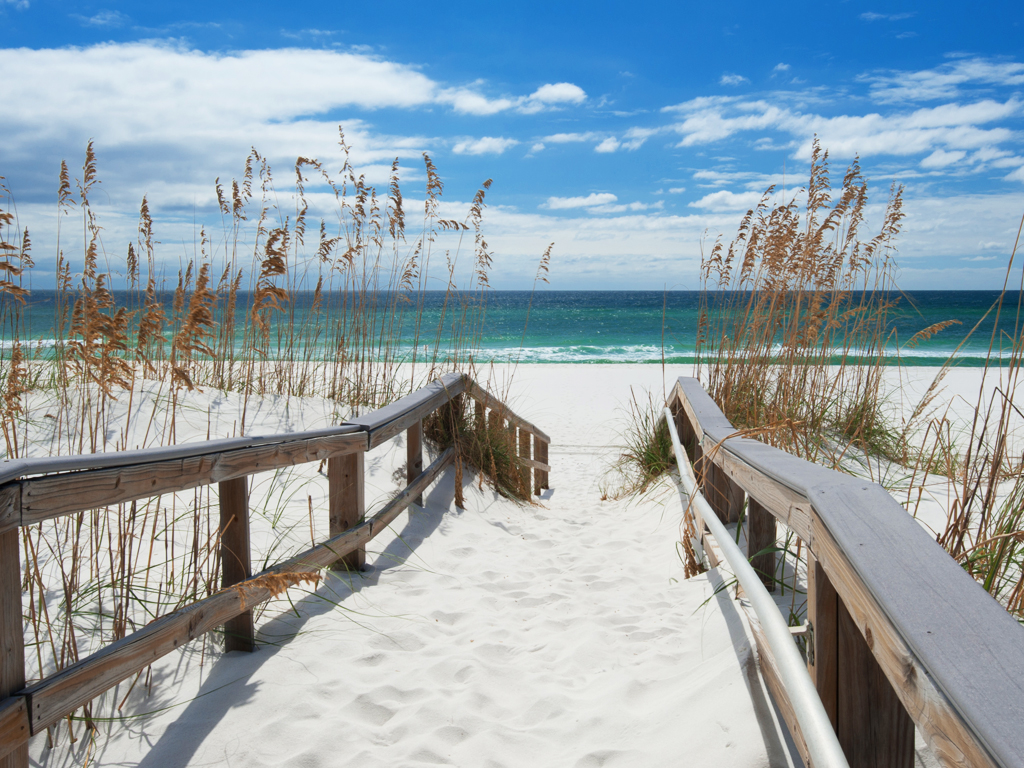 Pensacola Beach Wallpaper