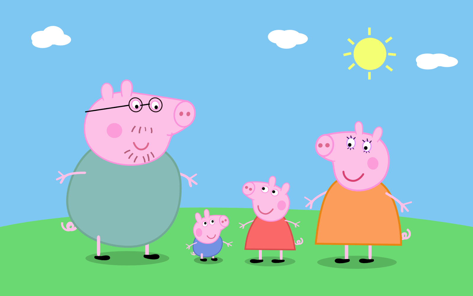 Peppa Pig Pictures Wallpapers