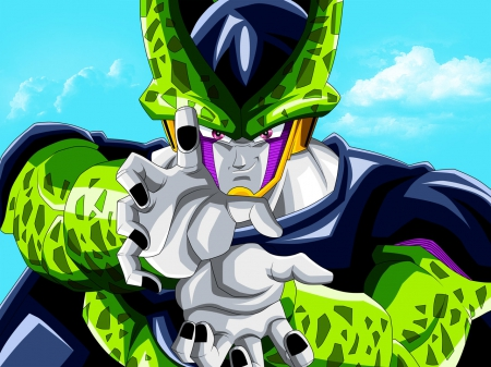 Perfect Cell Wallpaper