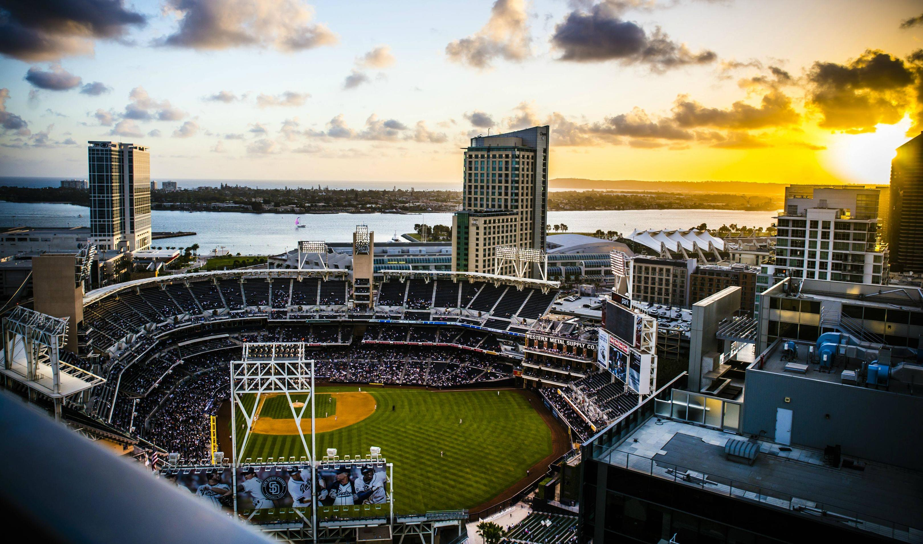 Ford San Diego >> Download Petco Park Wallpaper Gallery