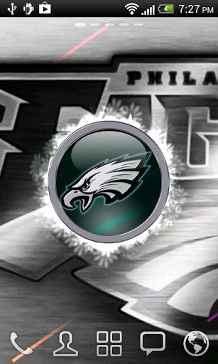 Philadelphia Eagles Live Wallpaper