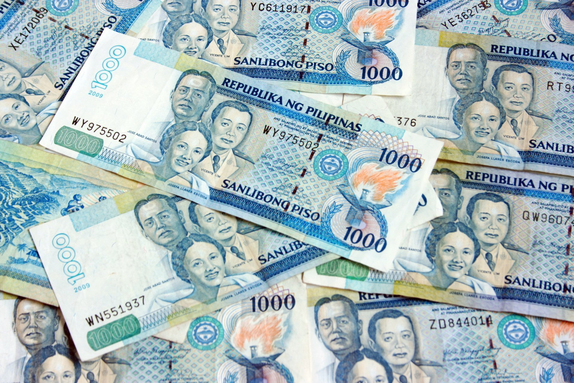 Philippine Money Wallpaper