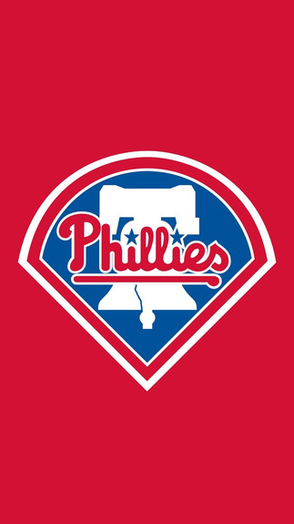 Phillies Iphone Wallpaper