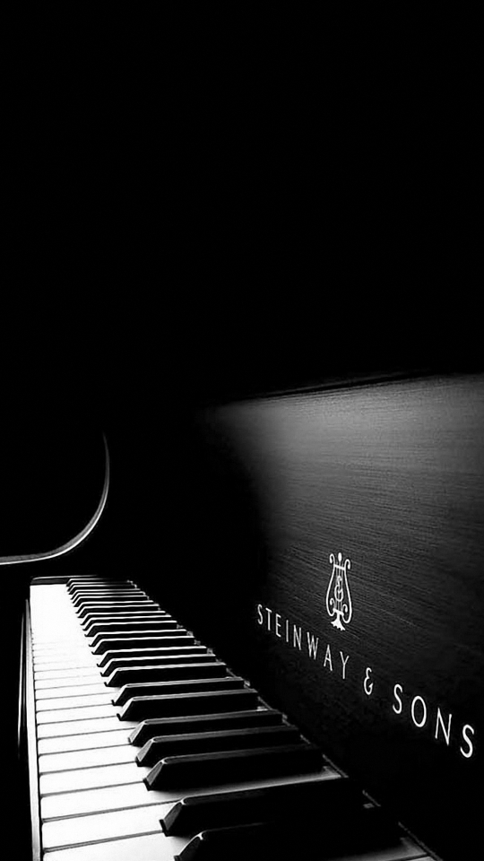Piano Phone Wallpaper