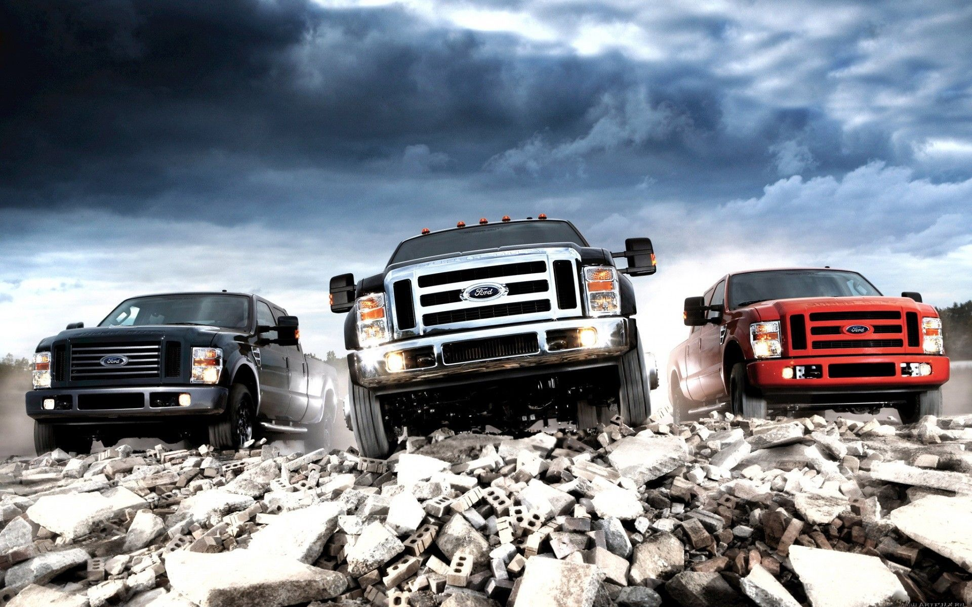 Pickup Truck Wallpaper