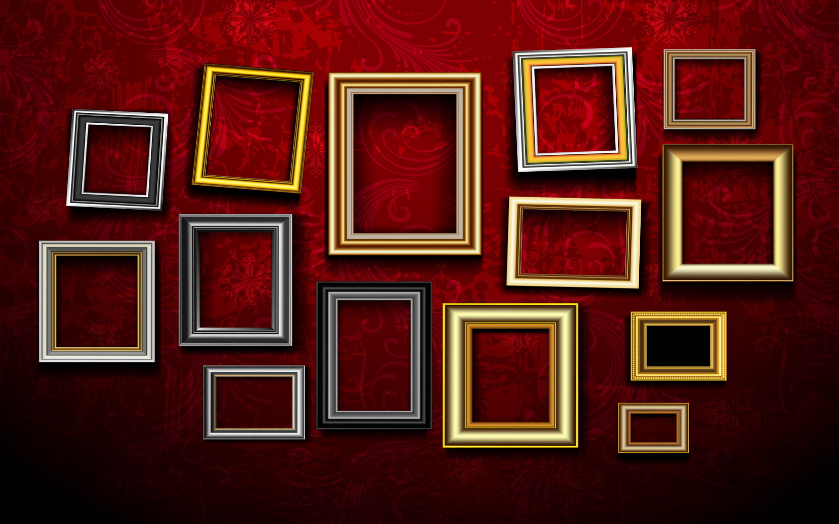 Picture Frame Wallpaper