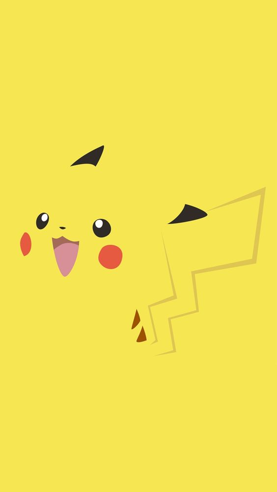 Pikachu Iphone 5 Wallpaper