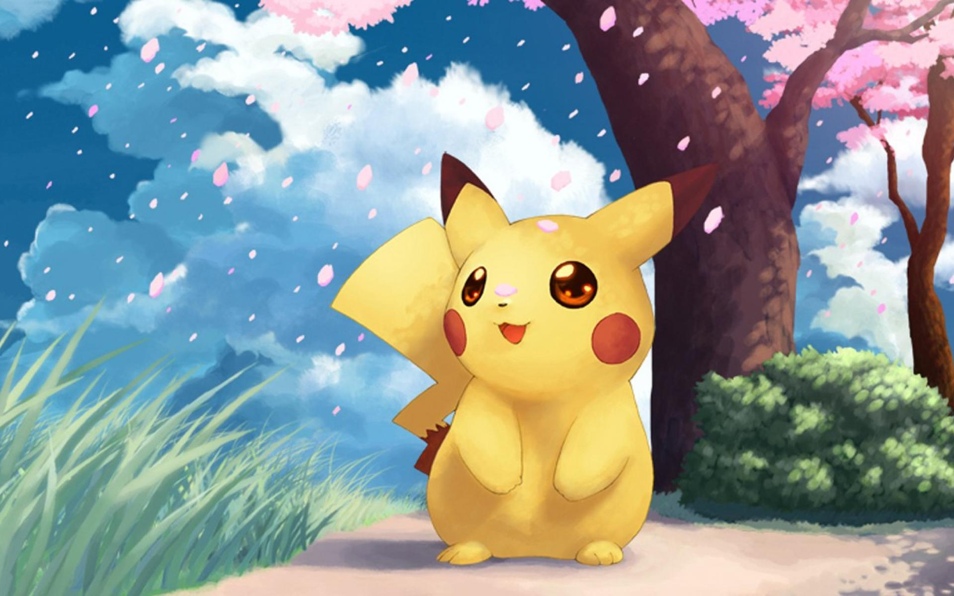 Pikachu Wallpaper Download