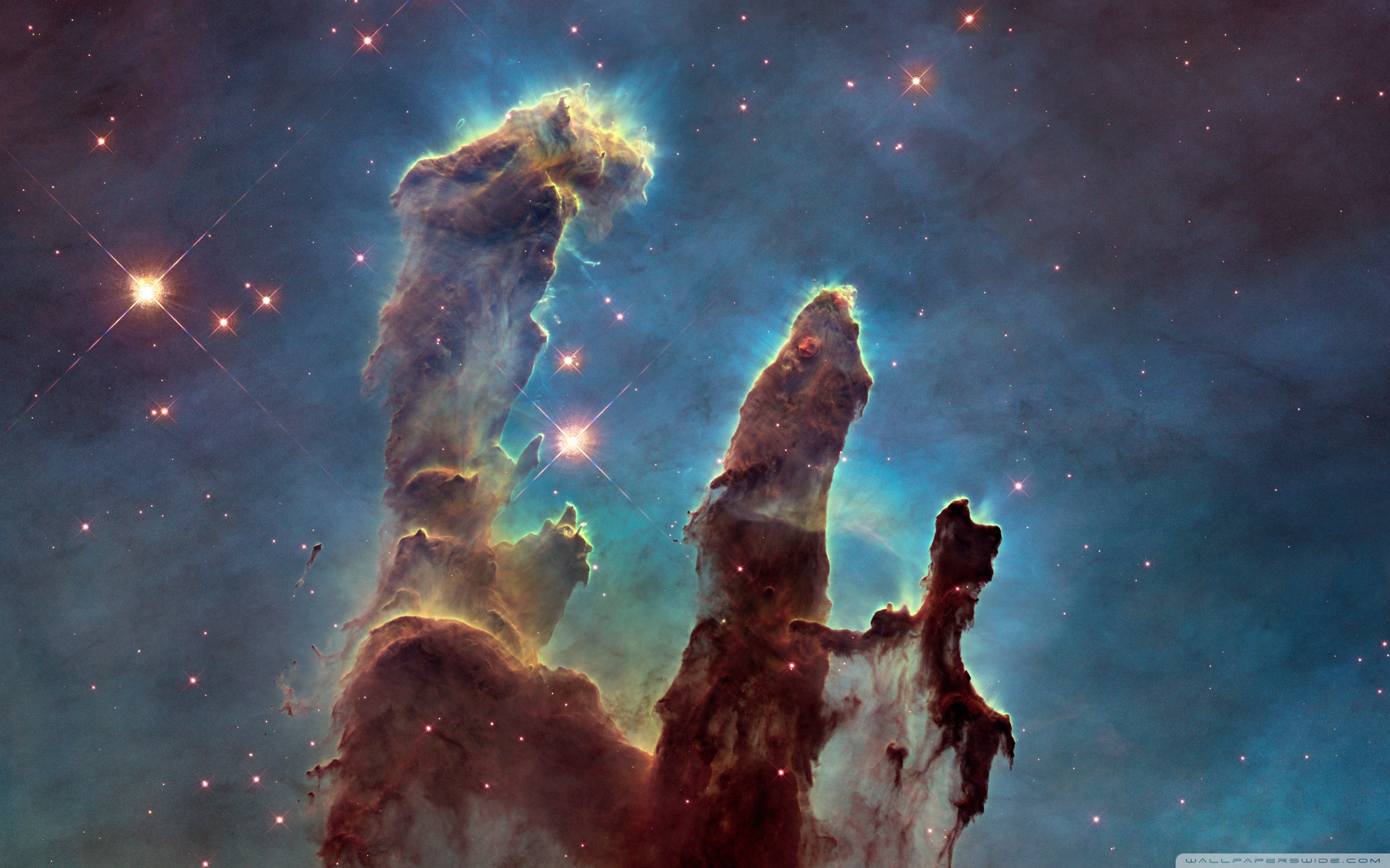 Pillars Of Creation Wallpaper