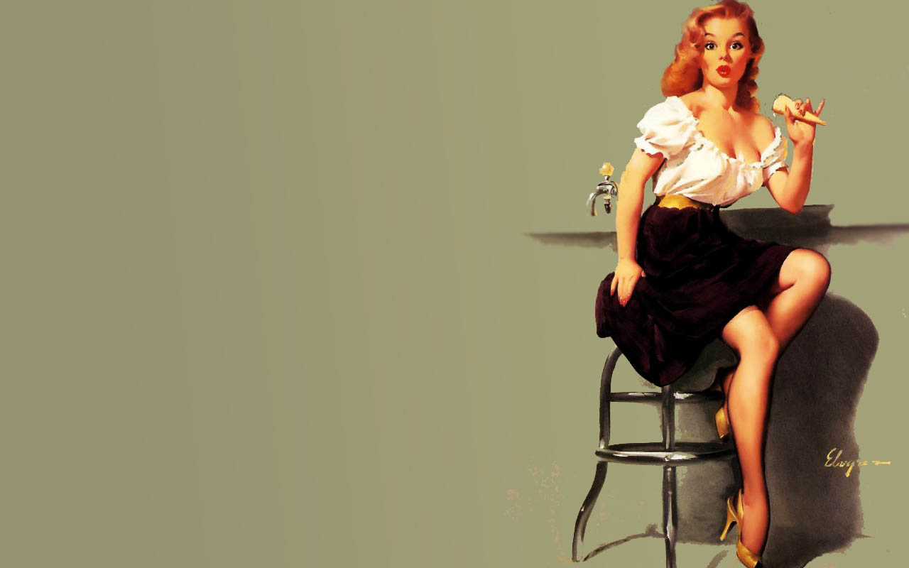 Pin Up Wallpapers