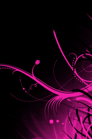 Download Pink And Black Abstract Wallpapers Gallery