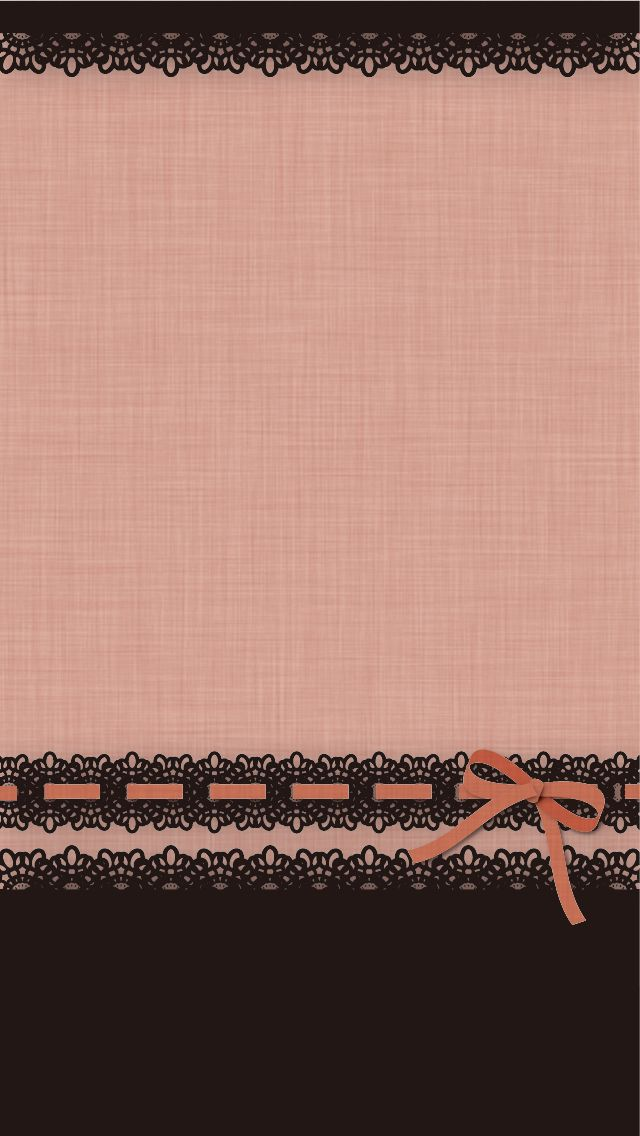 Pink And Brown Wallpaper