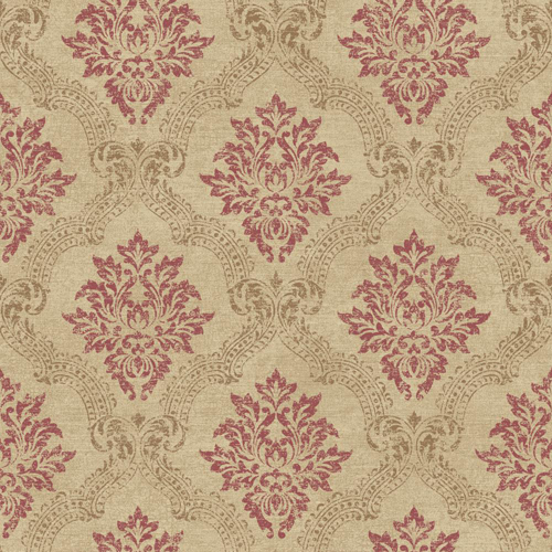 Download Pink And Gold Damask Wallpaper Gallery