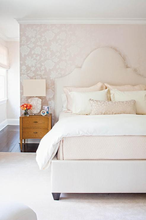 Download pink and white bedroom wallpaper gallery for Pink and white wallpaper for a bedroom