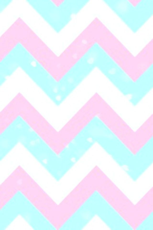 Pink And White Pattern Wallpaper