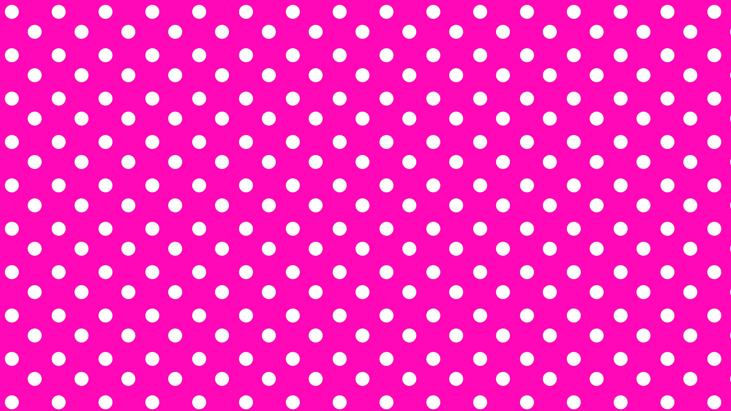 Light pink and white polka dot background