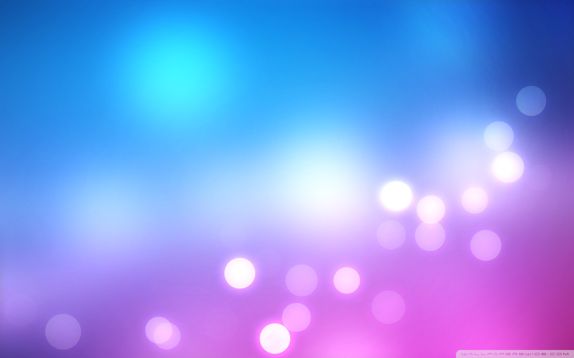 Pink Blue Wallpaper