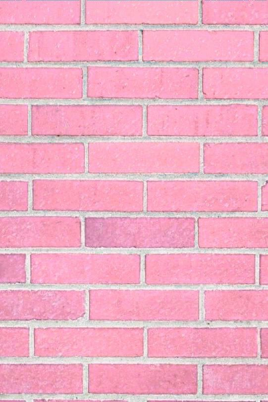 Pink Brick Wallpaper