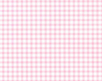 Pink Check Wallpaper