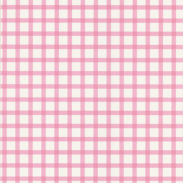 Pink Checkered Wallpaper