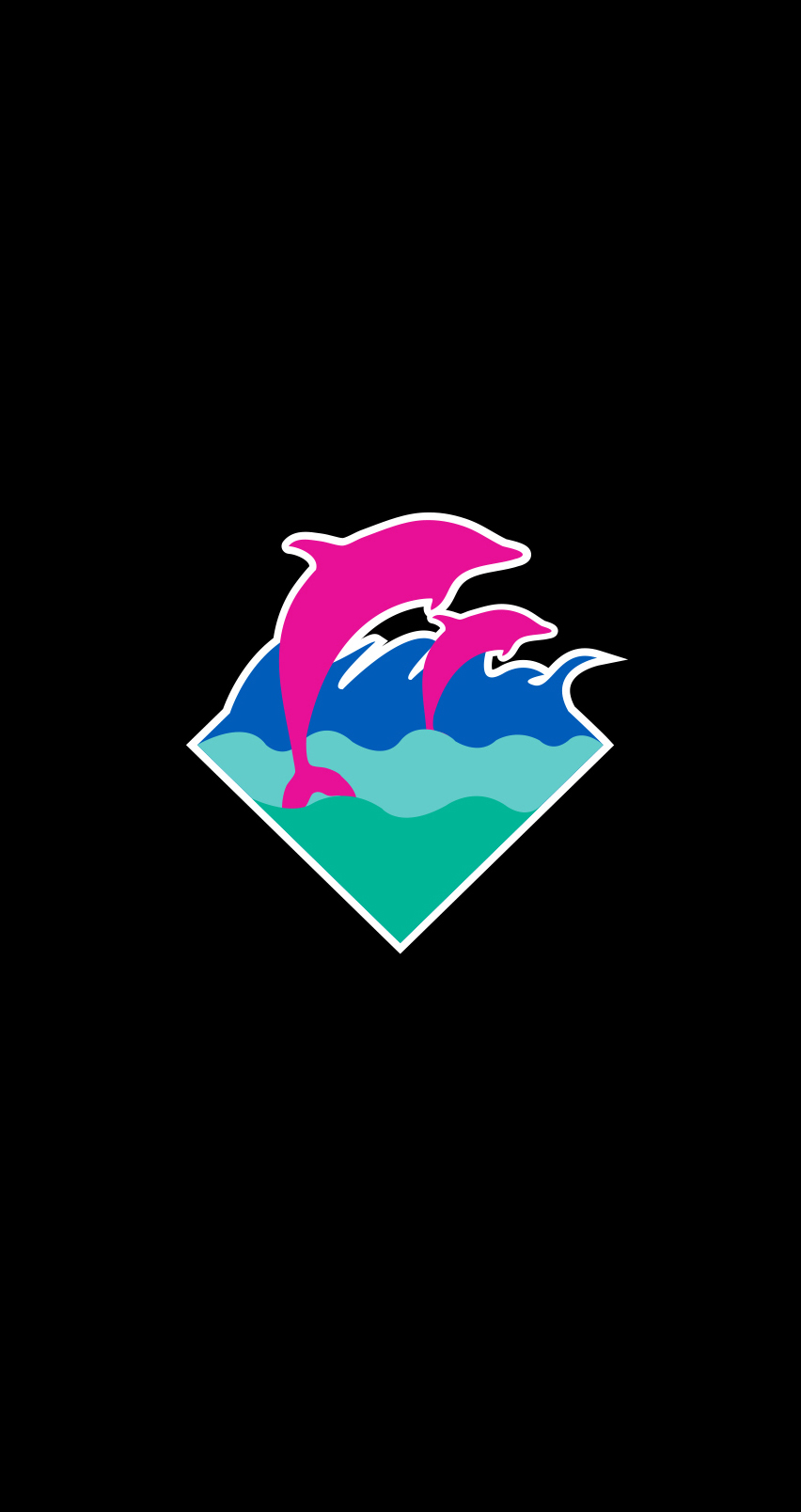 Download pink dolphin logo wallpaper gallery - Pink dolphin logo wallpaper ...