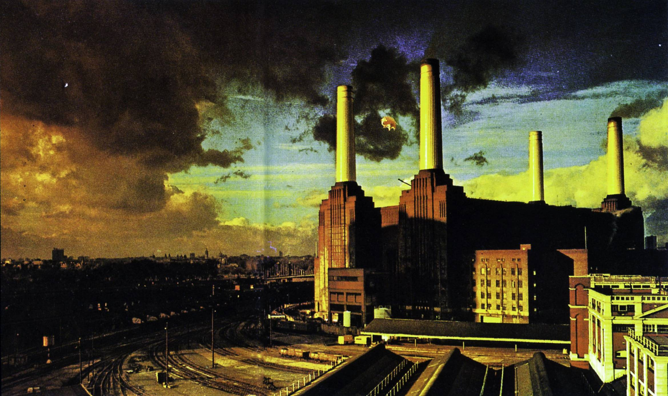 Pink Floyd Album Wallpaper