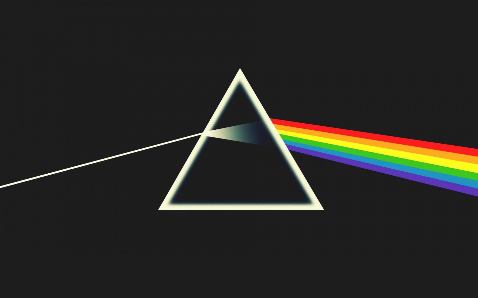 Pink Floyd Prism Wallpaper