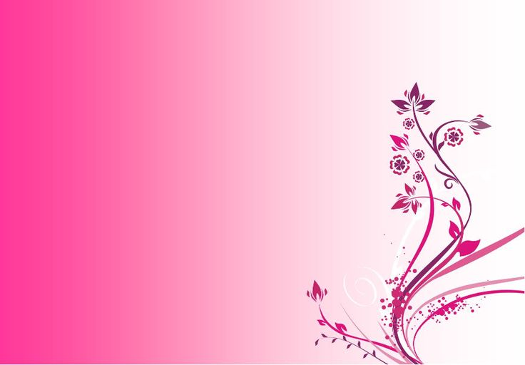 Pink Graphic Wallpaper