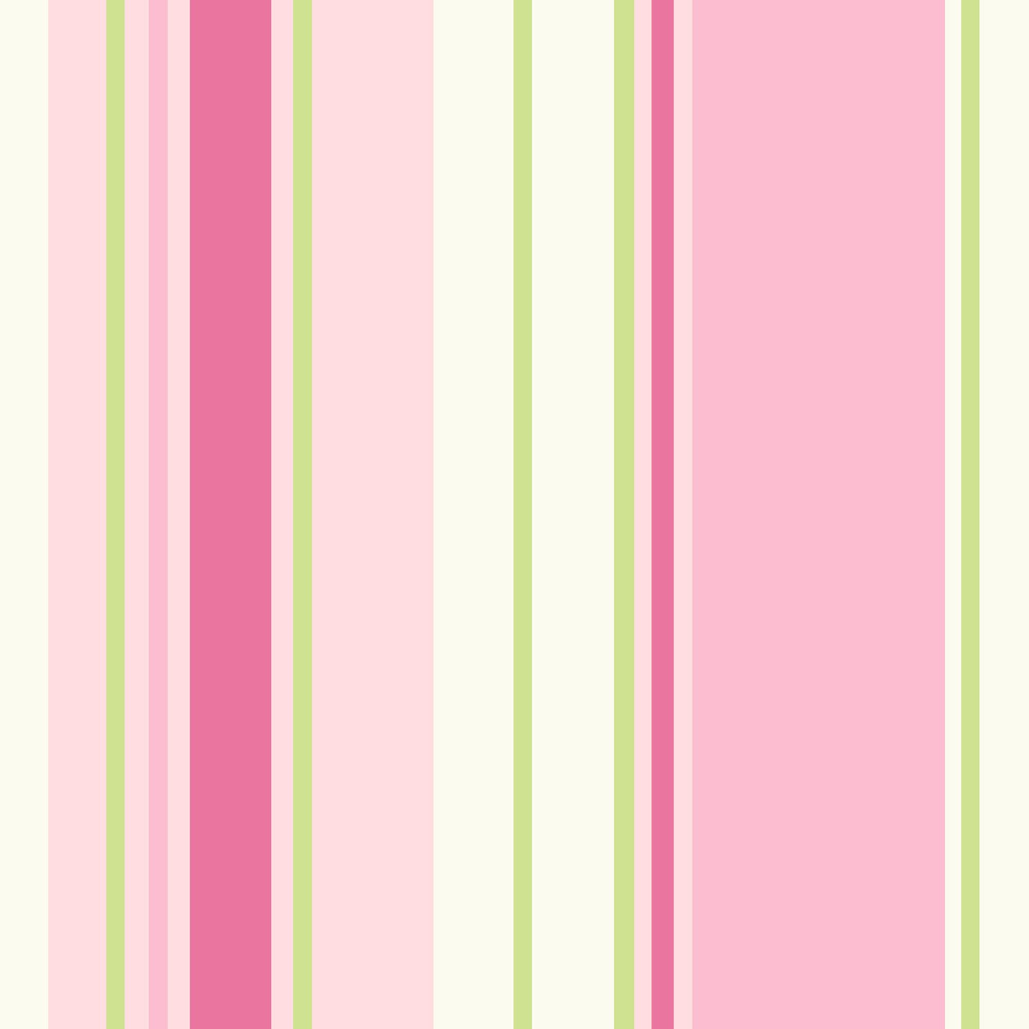 Pink Green Stripe Wallpaper