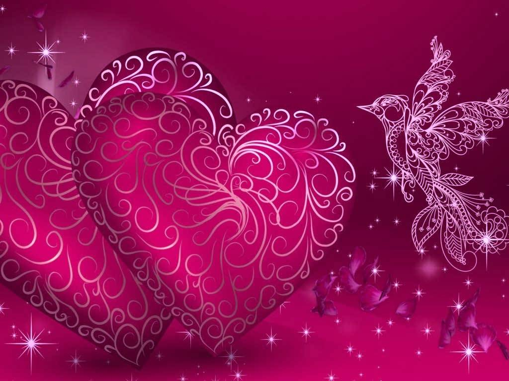 Pink Love Wallpapers