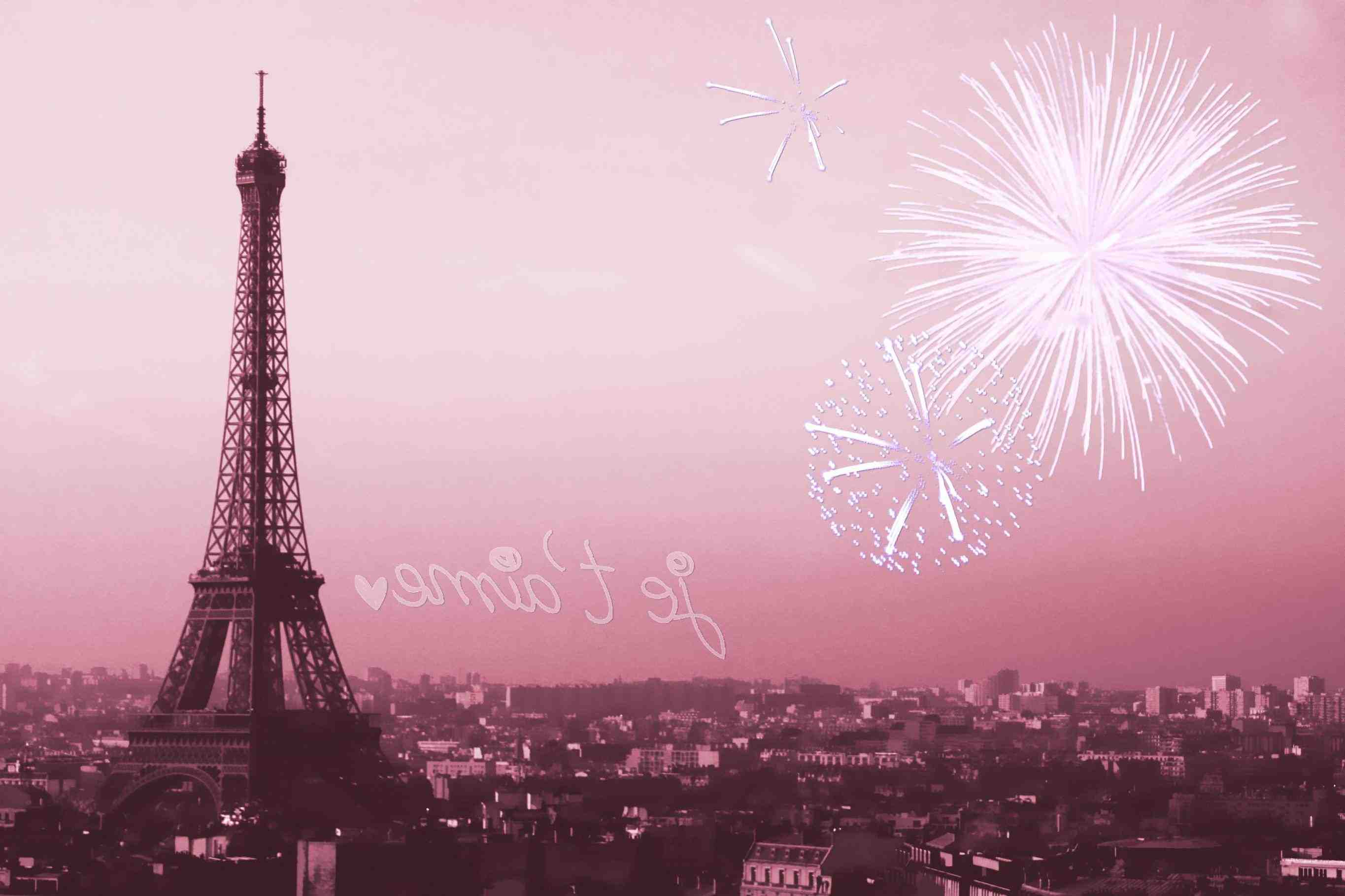 wallpaper paris cute untuk laptop