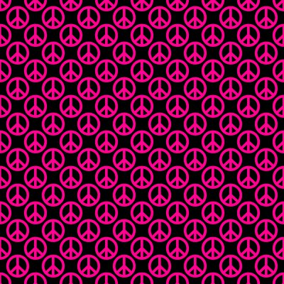 Download Pink Peace Sign Wallpaper Gallery
