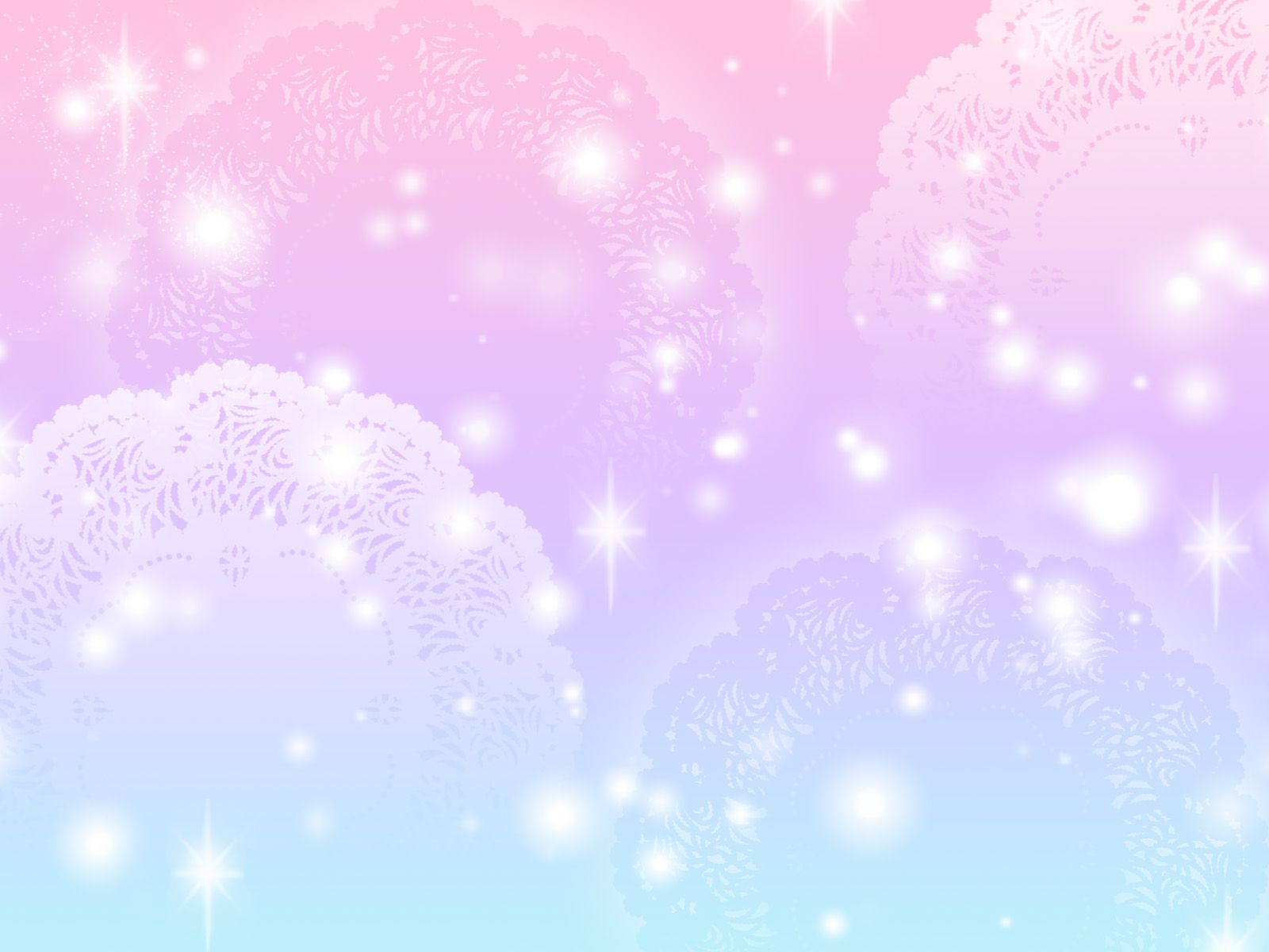 Pink Purple And Blue Wallpaper